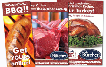 The Butcher ads